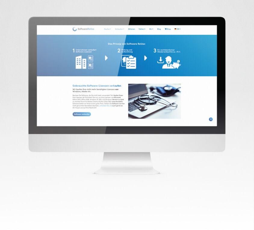 Software ReUse: Agiles Omnichannel Marketing